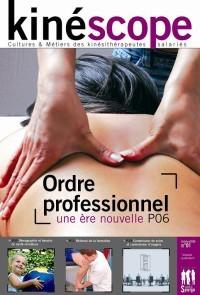 Kinéscope magazine Ordre professionnel - Ordre professionnel