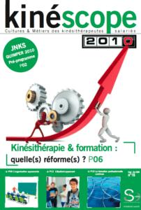 Kinéscope magazine Kinésithérapie & formation