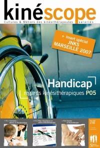 Kinéscope magazine Handicap - Handicap
