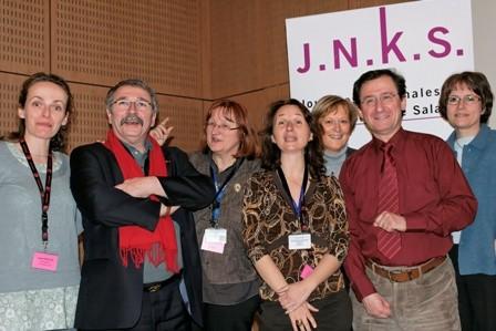 JNJS Comité organisation - XIIIèmes JNKS